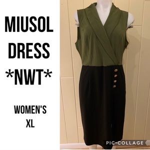 NWT Miusol Dress